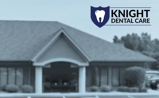 Image of Flint, Mi dentist office, Knight Dental Care.